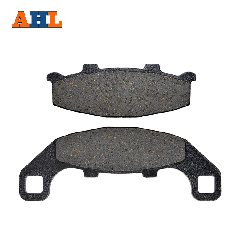 AHL Motorcycle Discs Rear Brake Pads For SUZUKI RGV 250 M/N/P/R/S/T 91-96 RGV 250 T (RGVR 250 SP VJ23A) 96