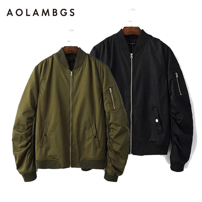 Popular Mens Green Long Bomber Jackets-Buy Cheap Mens Green Long ...
