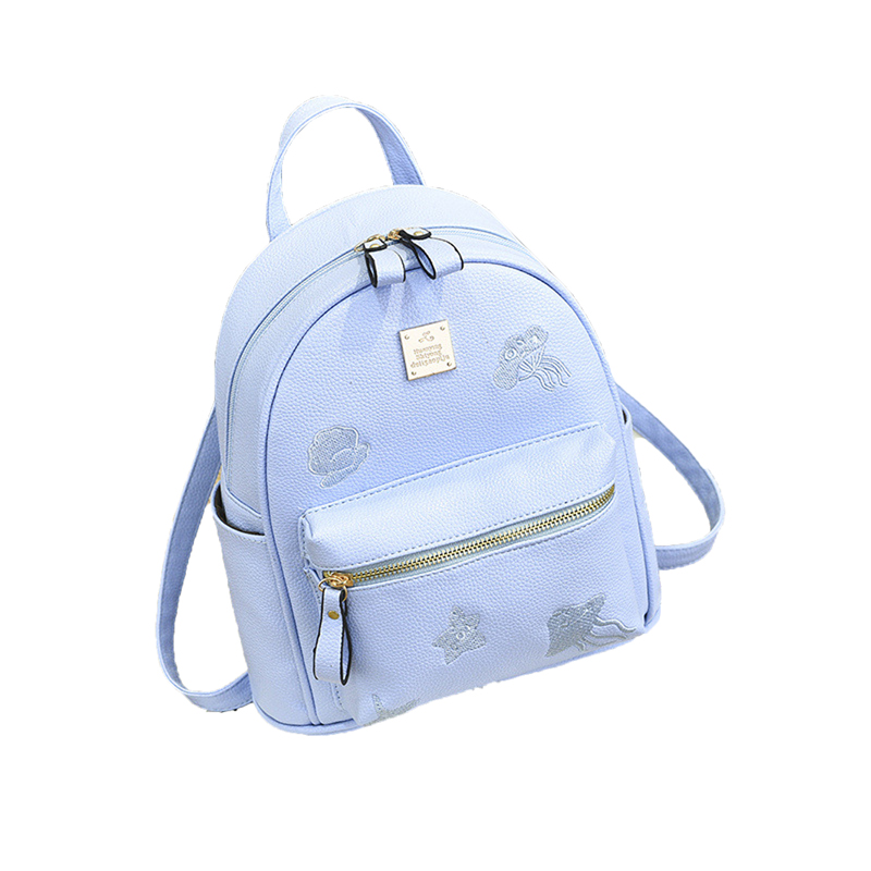 2017 New Women backpacks PU Leather shoulder bag vegetable pattern small backpack school bags Mochila travel rucksack 37pcs universal laptop ac dc jack power supply adapter connector plug for hp ibm dell apple lenovo acer toshiba notebook cable