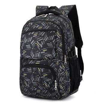 2018Hot Sale children school bags for teenagers boys girls big capacity school backpack waterproof satchel kids book bag mochila Kids & Baby Bags