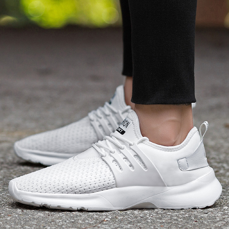 best sale special for shoe size 7 US $24.48 49% OFF Hot Sale Running Shoes For Men Lace up Athletic Trainers  Zapatillas Sports Male Shoes Outdoor Walking Sneakers Woman Chaussures-in  ...