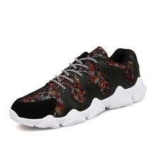Hot Sale New 2016 Fashion Flats Men ShoesTrainers Breathable Sport Man Shoes Casual Outdoor Walking Men Flats Zapatillas Hombre