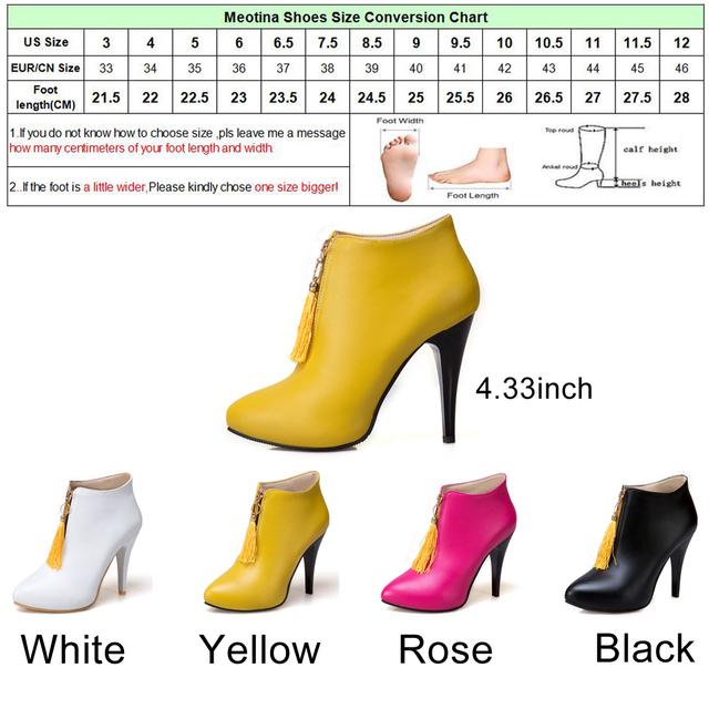 Tassel Women Ankle Boots