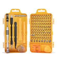 Screwdriver Set 110 in 1 Sets Multi-function Computer PC Mobile Phone Digital Electronic Device Repair Tools Bit Dropshipping