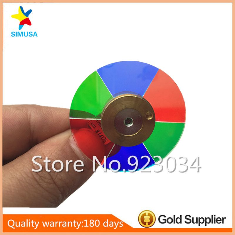 Wholesale Optoma HD83 color wheel Free shipping projector color wheel for optoma x303 free shipping