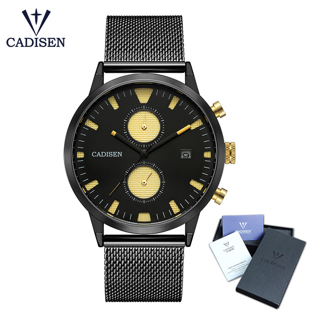 2018 New Famous Brand Gold Casual Geneva Quartz Watch Men Mesh Stainless Steel XFCS Mens Watches Relogio Masculino Fashion Gift все цены