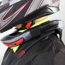 Motorcycle Neck Protector Motocross car Racing Protective Neck Brace Long Distance Riding Reduce Riding Fatigue