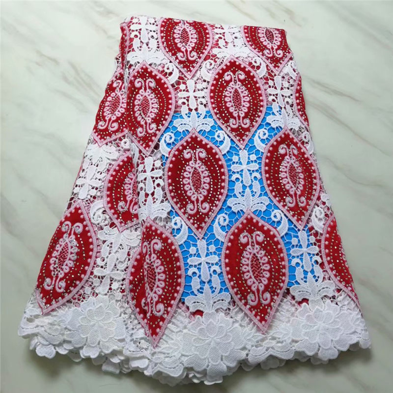PL!velvet Stones Lace Fabrics 2019 African guipure Lace Fabric High Quality French Water Soluble Lace Fabrics 5 yards ! P30923PL!velvet Stones Lace Fabrics 2019 African guipure Lace Fabric High Quality French Water Soluble Lace Fabrics 5 yards ! P30923