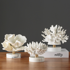 Nordic style creative coral or
