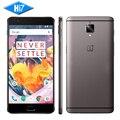Новые Оригинальные Oneplus 3 T A3010 Dual SIM Snapdragon 821 6 Г RAM 64/128 Г ROM 16MP Отпечатков Пальцев NFC Android 6.0 4 Г LTE Мобильный Телефон