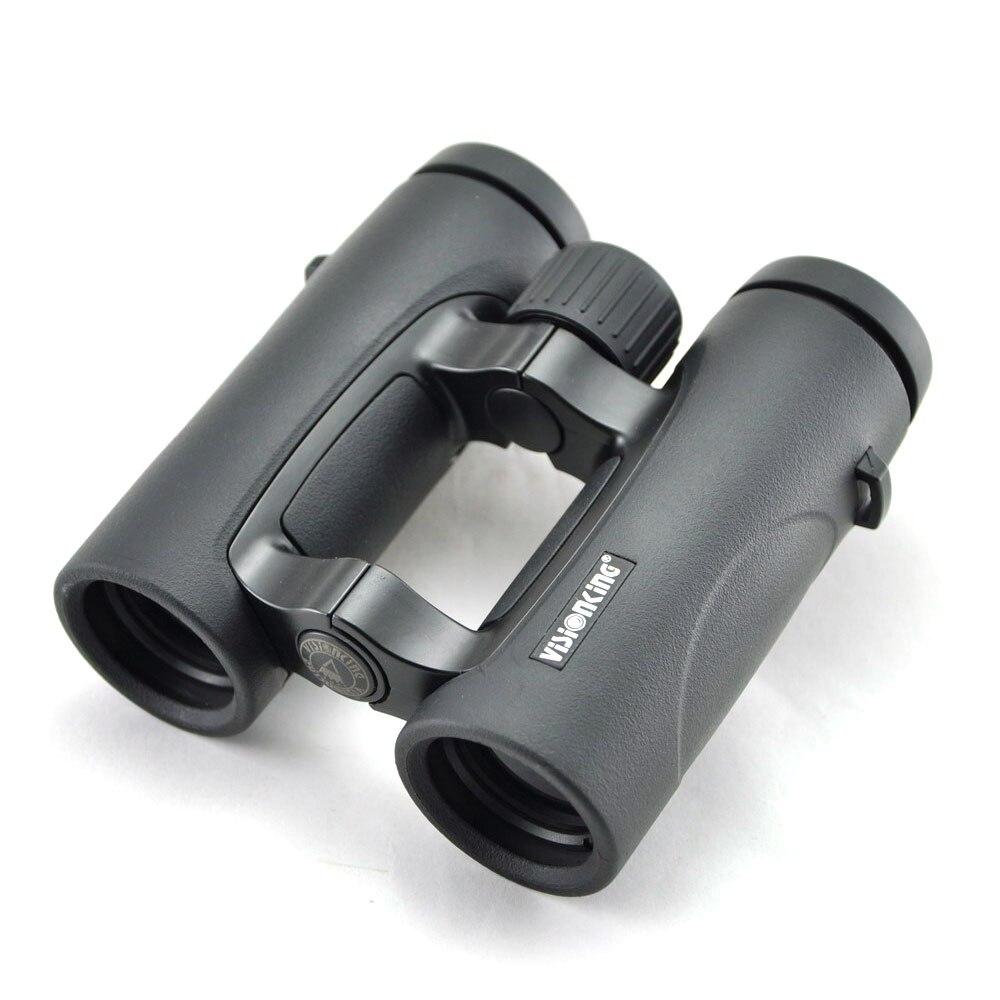 Visionking 8 5x32 Ergonomic Design Binoculars Central Focus Zoom Binoculars Professional Hunting Birdwatching Bak4 Telescope