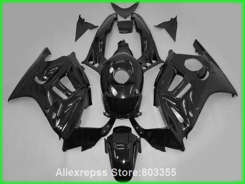 Комплекты для кузова для Honda ЦБ РФ 600 F3 1995 1996 ЦБ РФ Обтекатели - 600 ( все черные ) обтекатель комплект 95 96 xl56