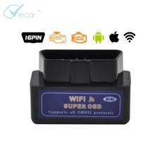 Mini ELM327 Wifi/Bluetooth V1.5 OBD2 OBDII Code Reader ELM327 Bluetooth ELM327 WI-FI Android/IOS