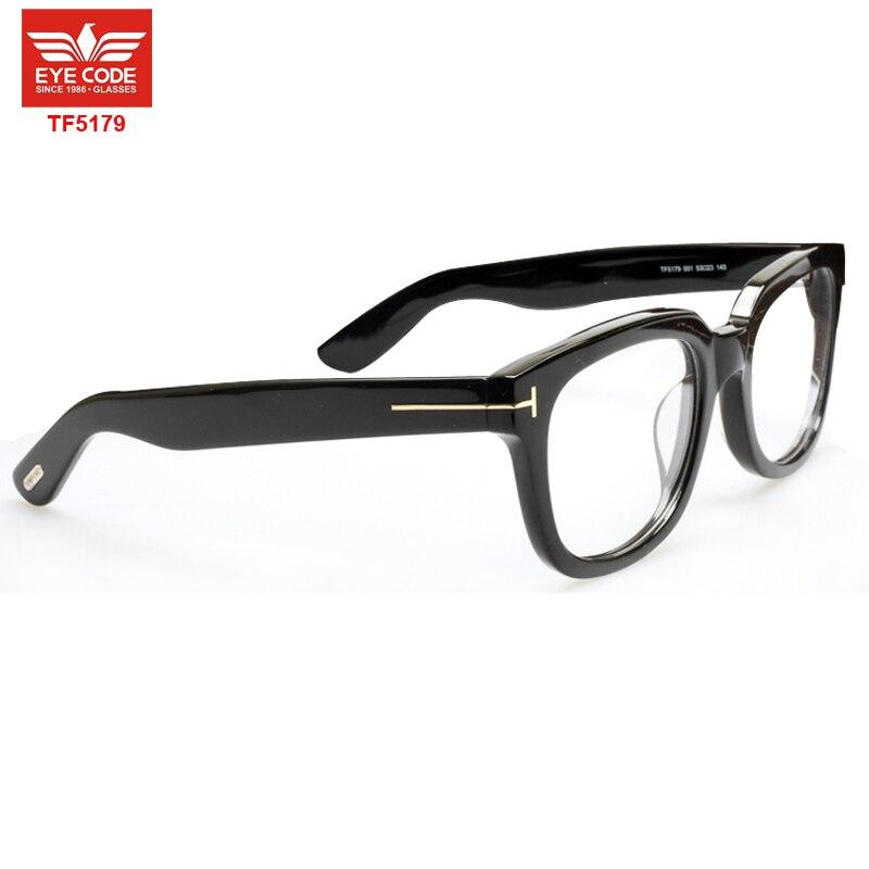 5a77d40f598 vintage Brand Tom TF5179 Big Round designer Reading glasses Frame Men Women  fit myopia prescription Sunglasses optical lens