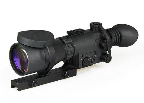 Aries MK 390 Paladin Night Vision Rifle Scope For Hunting Shooting OS27-0010 yunok sentinel 2 5x50 night vision riflescopes generation 1 infrared illuminator monocular hunting rifle scope tube based