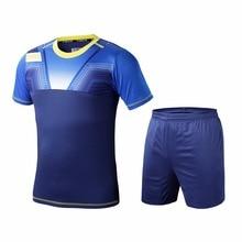 2017 Men kids survetement football jerseys kit sports soccer jersey set uniforms shirt shorts maillot de foot DIY number name