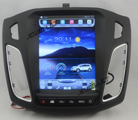 10.4 tesla style vertical screen android 6.0 Quad core Car stereo multimedia video player for ford Focus C Max 2012 2014