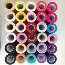 25Yard 15cm Tulle Roll Wedding Decoration Fabric Spool Craft Tutu Dress DIY Organza Baby Shower Party Supplies