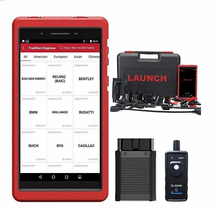 Bi Directional Scan Tool >> Launch X431 Pros Mini Full System Scan Tool Bi Directional