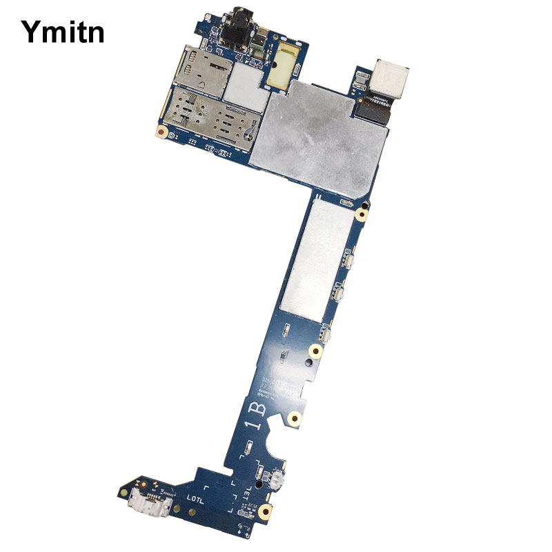 Débloqué Ymitn Mobile Électronique Panneau Carte Mère Carte Mère Circuits Pour Sony Xperia XA Ultra XAU F3211 F3212 F3216 F3215 C6