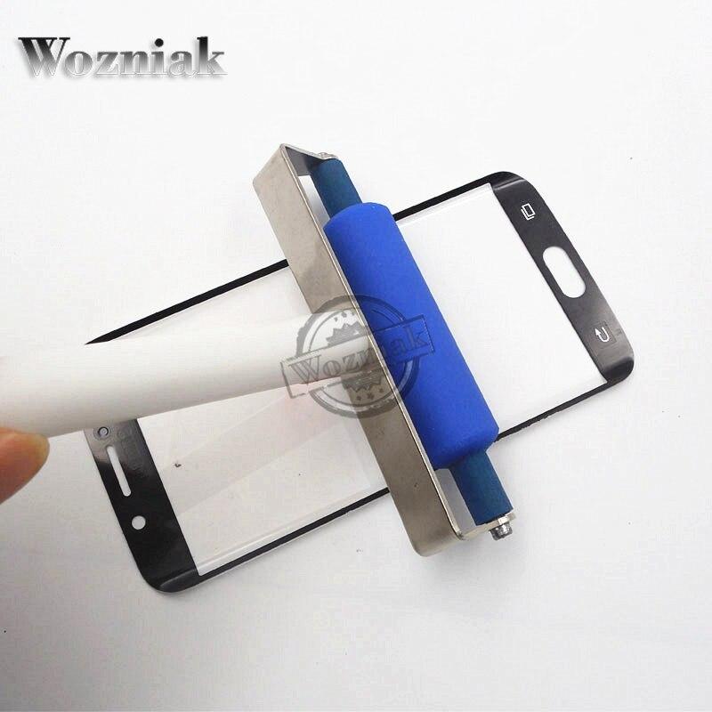 imágenes para Wozniak para samsung s6 edge s6 edge plus s7 edge roller para borde de cristal táctil oca sin vidrio