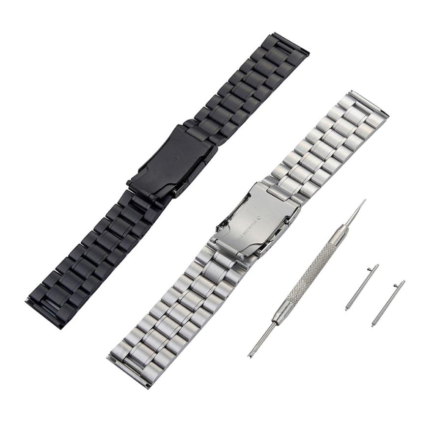NEW Super Design Stainless Steel Wrist Band Bracelet Strap For LG Watch Style sturdy and durable #0430 adjustable wrist and forearm splint external fixed support wrist brace fixing orthosisfit for men and women