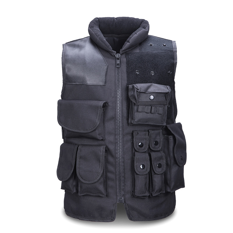 Military Tactical Vest Army Swat Combat Soldier Airsoft Paintball Vest Uniform Hunt Multi Pockets Protective Equipment Waistcoat
