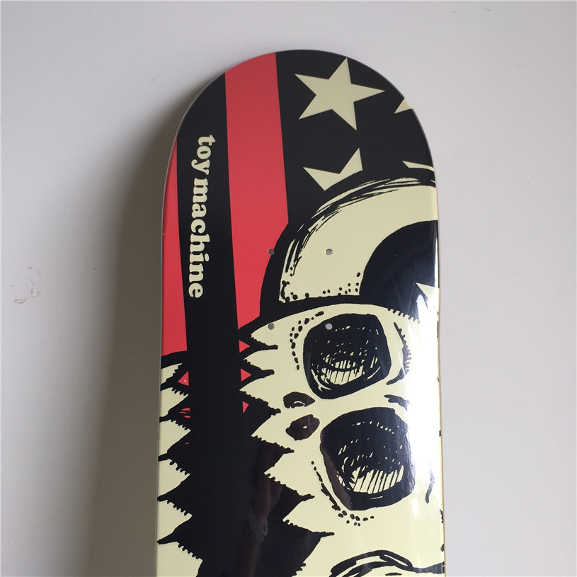 TOY MACHINE SKATEBOARDING DECKS33