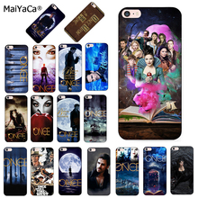 MaiYaCa Once Upon A Time Diy Luxury High-end Protector phone Case for