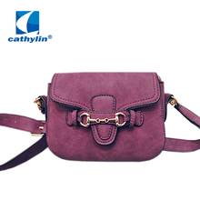 Cathylin Promotion High Ratings hot sale leather Shoulder handbag all-match small women messenger bags