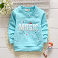 Hot Sale NEW 2016 Long Sleeve Letter Kids Boys T-shirt Top Long Sleeve Clothing Casual Baby Clothing Free Shipping