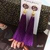 purple skull