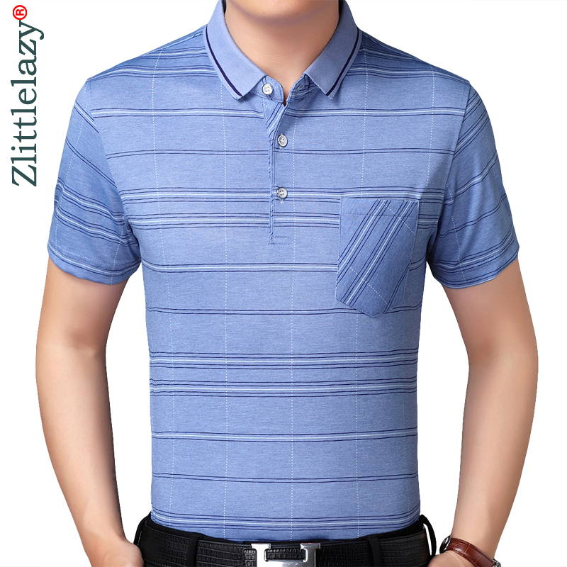 2018 real pocket bodybuilding short sleeve   polo   shirt men striped   polos   summer pol tee shirts mens dress poloshirt jersey 6054