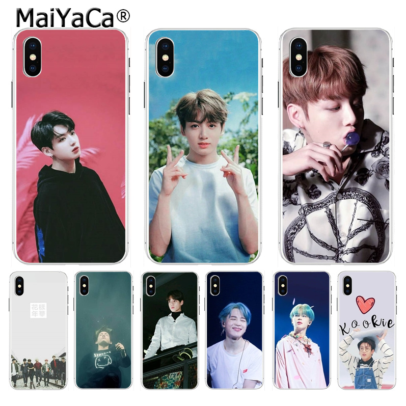 Phone Bags & Cases Babaite Bts Bangtan Boys Taehyung Kpop Music Ultrathin Phone Case Cover For Apple Iphone 8 7 6 6s Plus X Xs Max 5 5s Se Xr