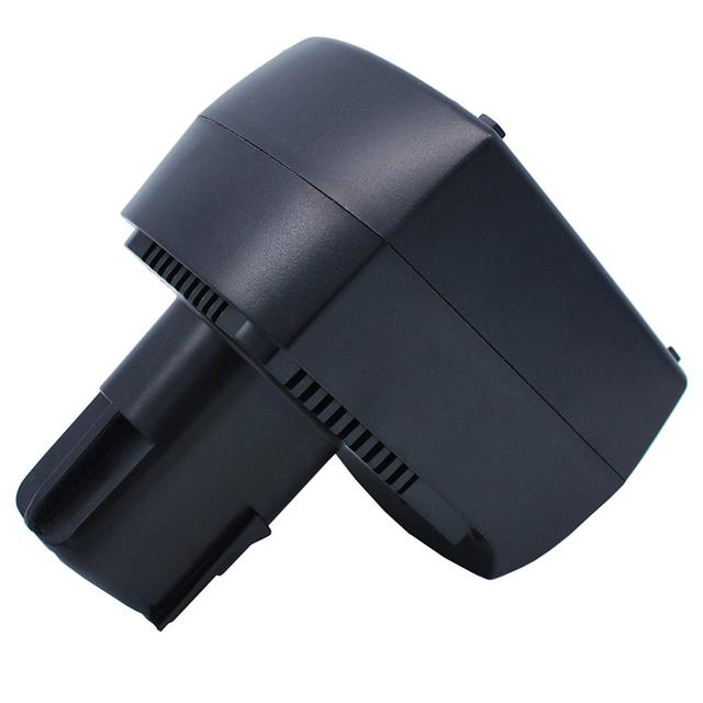 Power Tool Ni-Mh 12V 3.0Ah Batteries for METABO 6.25473 ULA9.6-18 BS 12 SP BSZ 12 Impuls
