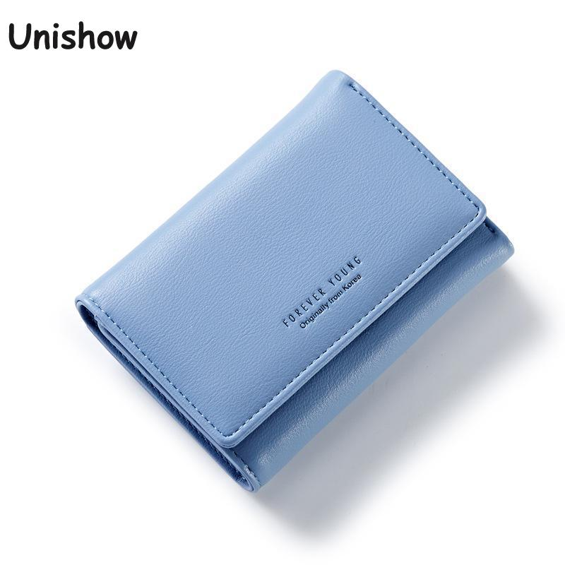 цены New fashion women short wallet soft pu leather women purse brand female lady wallet multifunction card position coin purse bag