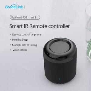 Image 3 - 2019 Broadlink rm pro+/RM mini3/rm 4c mini smart home Switch WiFi/IR/RF Wireless Remote Controller works with Alexa Google Home