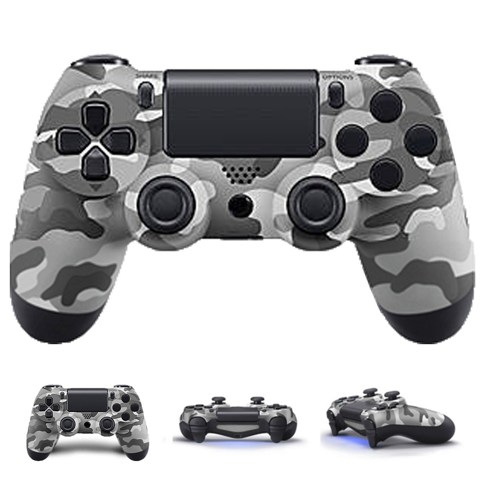 Bluetooth Wireless Gamepad Remote Controller for Sony Playstation 4 PS4 Controller For PlayStation 4 Dualshock4 Joystick Gamepad 2018 new upgrade version 5 50 bluetooth wireless gamepad joysticks for playstation4 dual shock 4 controller ps4 controller
