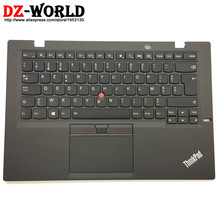 Touchpad Thinkpad 3-Belgium Teclado Backlit-Keyboard W/palmrest for X1 Carbon 3rd/gen