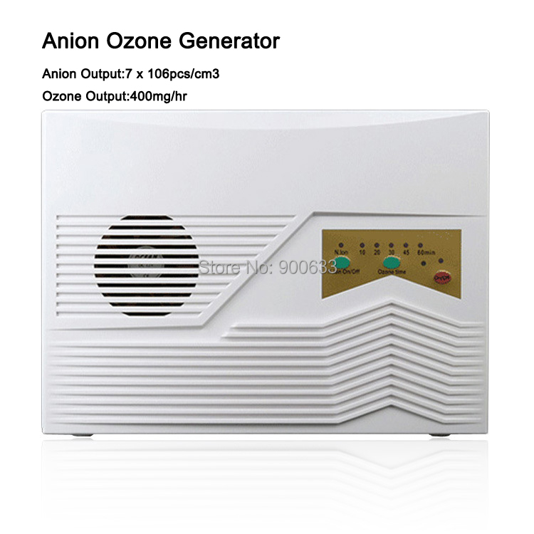 Portable 18W Selfcleaning Anion Ozonizer Deodorization 220V Air Purifier Negative Ion Generator Water Purifier 220v household type negative ion generator anion air purifier ions dust collector