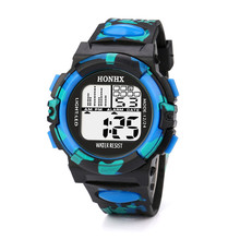Mens Watches Top Brand Luxury Digital Outdoor Multifunction Waterproof Child/Boy's/Girl's Sports Electronic Watches #60