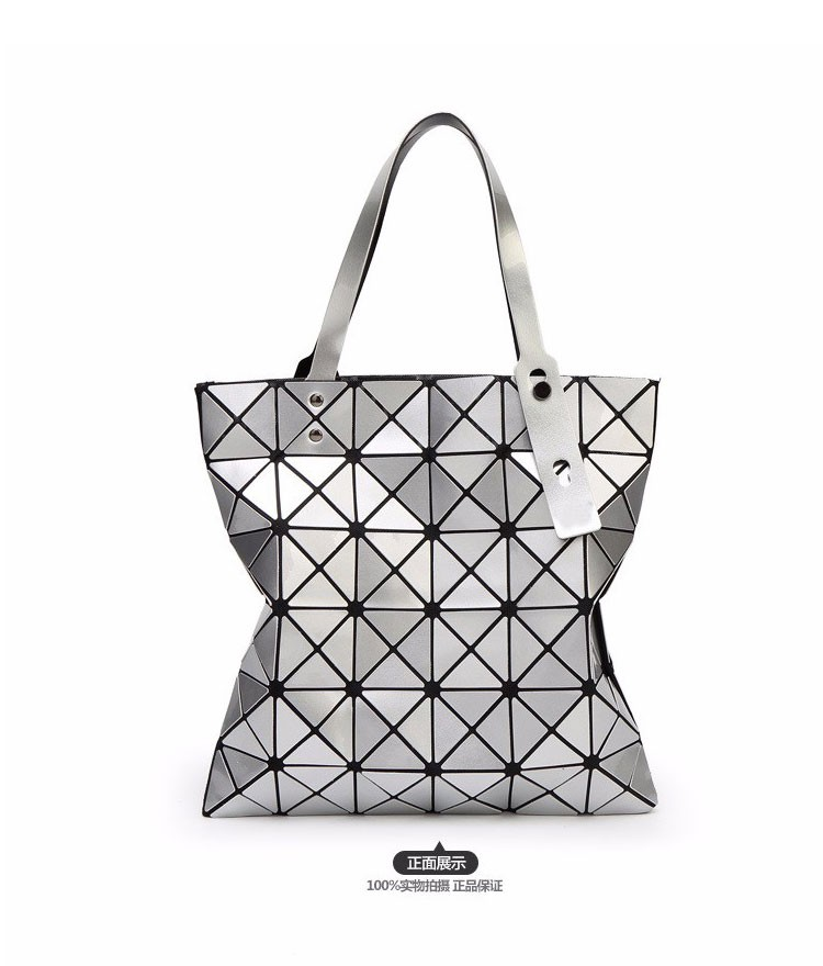 Women-Geometric-Plaid-Bag-Folded-Madam-Casual-Tote-Top-Handle-Distortion-Package-Shoulder-Bag-Bao-Bao-Pearl-BaoBao_05