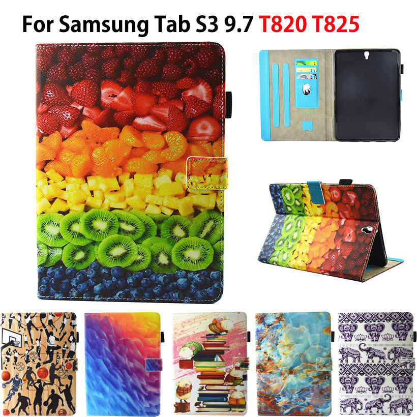 Fashion Silicone Leather Case For Samsung Galaxy Tab S3 9.7 T820 T825 SM-T820 Cases Cover Tablet Marble Pattern Printed FundaFashion Silicone Leather Case For Samsung Galaxy Tab S3 9.7 T820 T825 SM-T820 Cases Cover Tablet Marble Pattern Printed Funda
