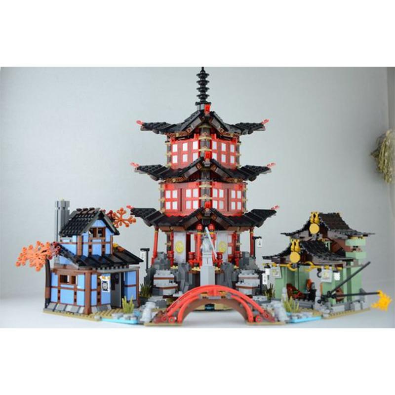Ninja Toys For Boys : Lepin  pcs toys for children ninja building