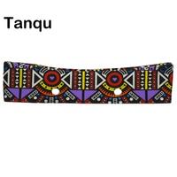 TANQU New Colorful Classic Floral Fabric Trim Cotton Fabric Decoration For Classic Big Obag Handbag O
