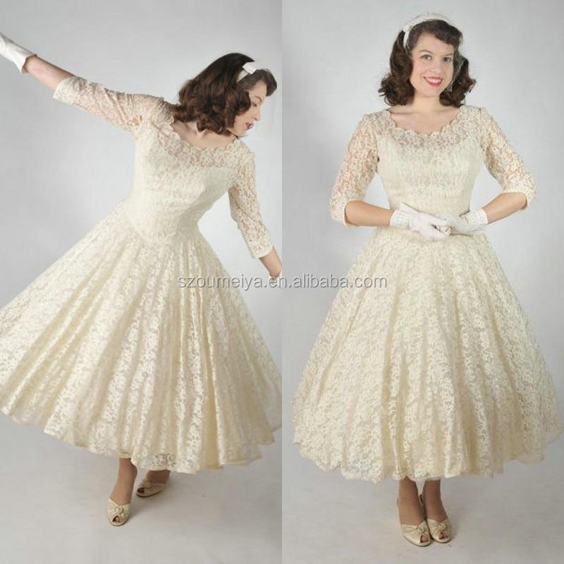 Popular Vintage Tea Length Dress Jacket-Buy Cheap Vintage Tea ...