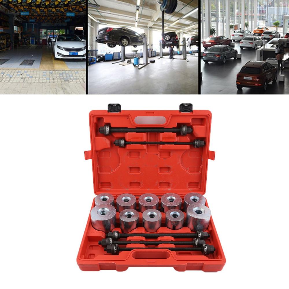 цена на 27 pcs Iron Bearing Puller Set Internal Slide Hammer Bearing Puller Set for Professional and DIY use 2018 oversea warehouse