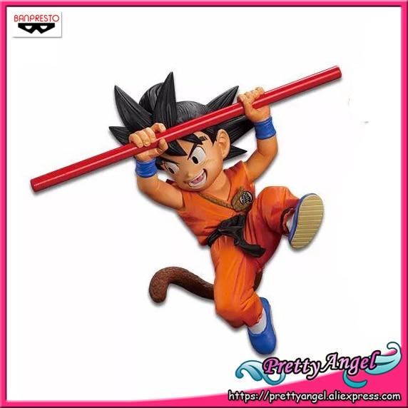 PrettyAngel-Genuine Banpresto Son Gokou FES!! vol.4 Dragon Ball Z Infanzia Goku Collection Figura