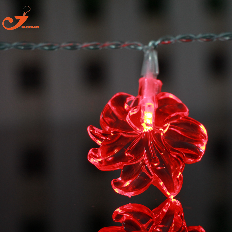Red Flower String Lights : Popular Lilies Uk-Buy Cheap Lilies Uk lots from China Lilies Uk suppliers on Aliexpress.com