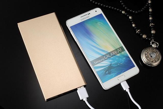 Mi ni banco externo de la batería banco de la energía 50000 mah cargador portátil powerbank 18650 para iphone ipad android teléfonos
